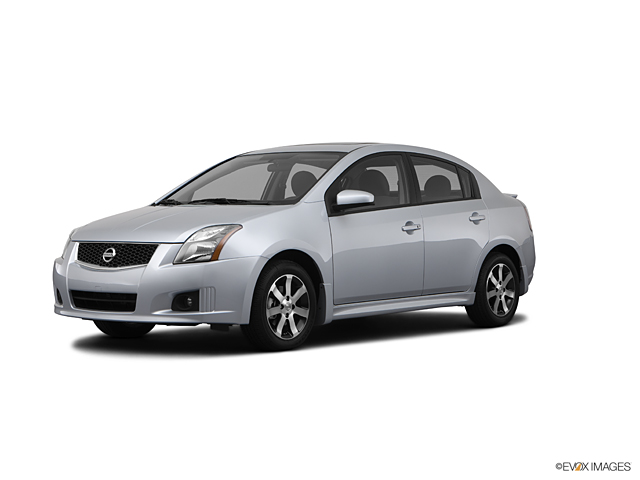 2012 Nissan Sentra Vehicle Photo in Melbourne, FL 32901