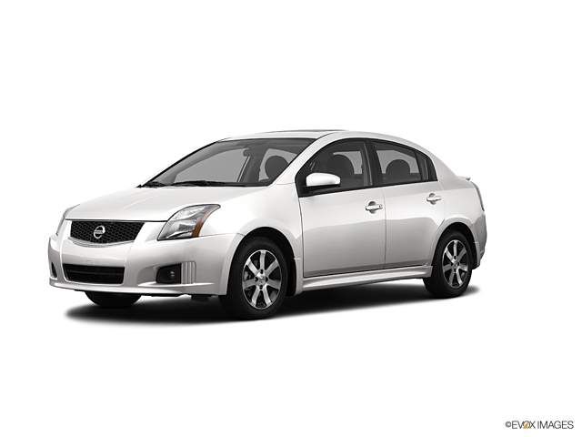 2012 Nissan Sentra Vehicle Photo in Baton Rouge, LA 70806
