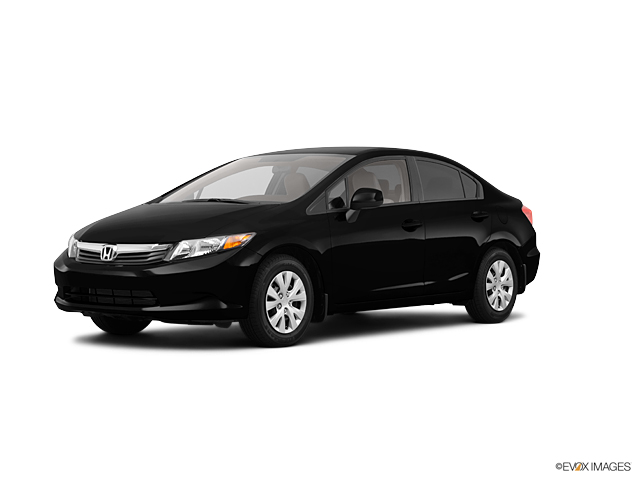 2012 Honda Civic Sedan Vehicle Photo in Pleasanton, CA 94588