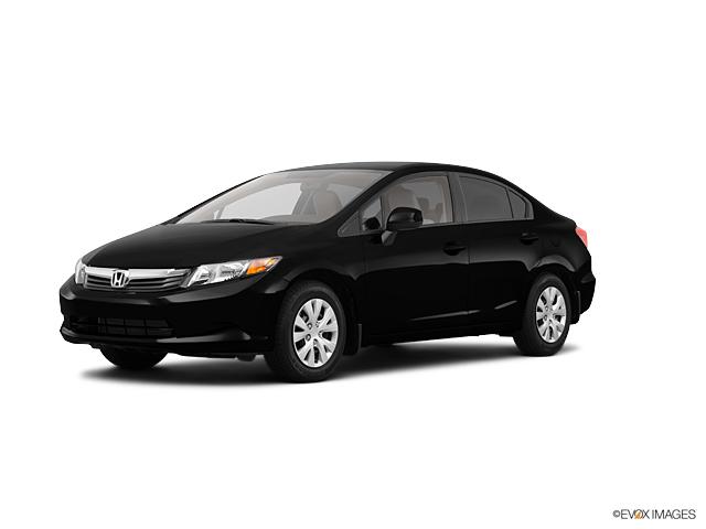 2012 Honda Civic Sedan Vehicle Photo In Tustin, CA 92782