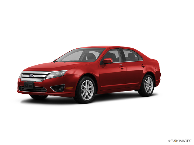2012 Ford Fusion Vehicle Photo in Trinidad, CO 81082