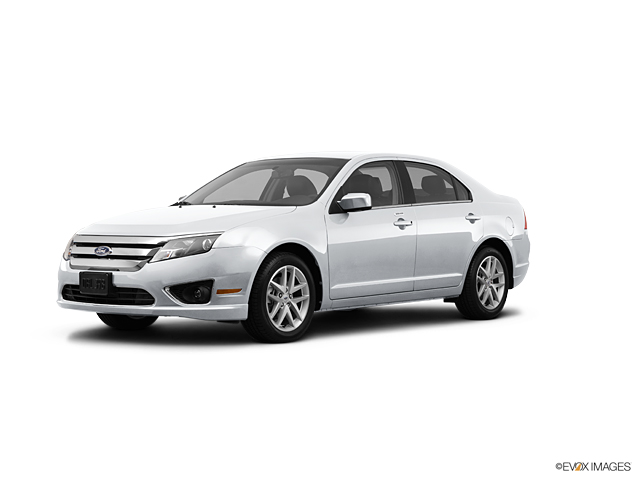 2012 Ford Fusion Vehicle Photo in Manhattan, KS 66502