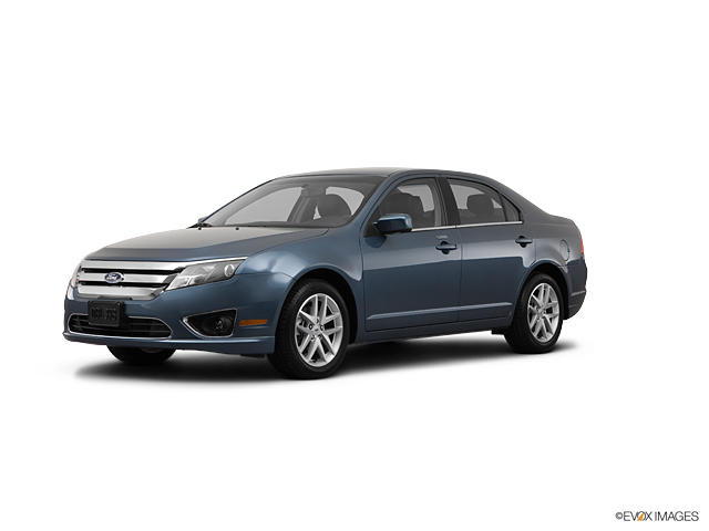 2012 Ford Fusion Vehicle Photo in Cary, NC 27511