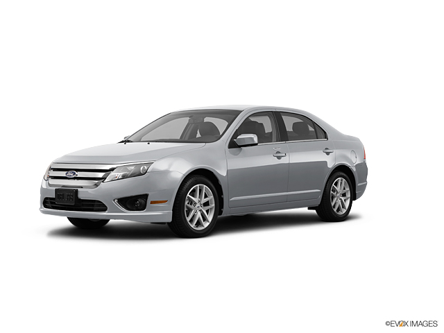 2012 Ford Fusion Vehicle Photo in Richmond, VA 23231