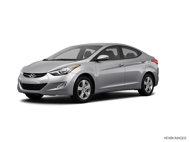2012 Hyundai Elantra Vehicle Photo in Colorado Springs, CO 80920
