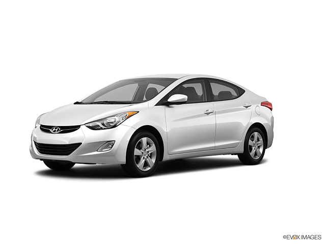 2012 Hyundai Elantra Vehicle Photo in Beaufort, SC 29906