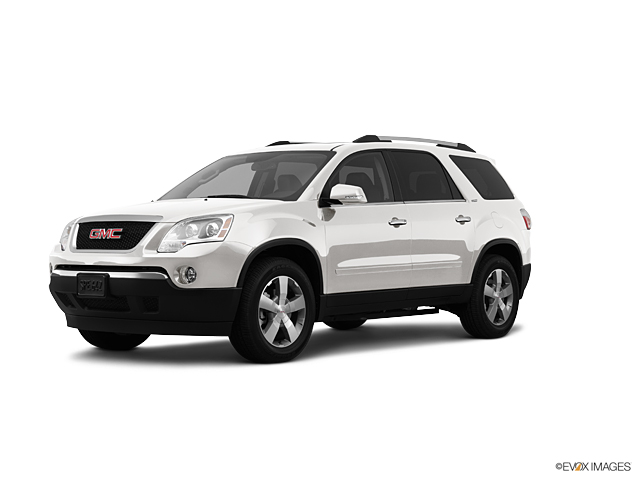 2012 GMC Acadia Vehicle Photo in Colorado Springs, CO 80920