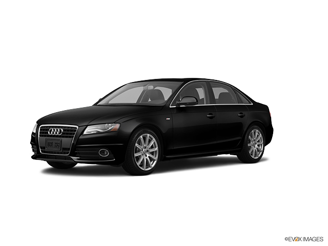 2012 Audi A4 Vehicle Photo in Durham, NC 27713
