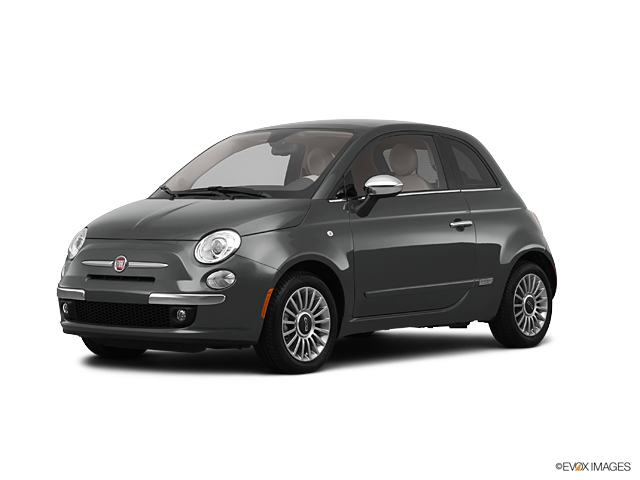 2012 FIAT 500 Vehicle Photo in Joliet, IL 60435