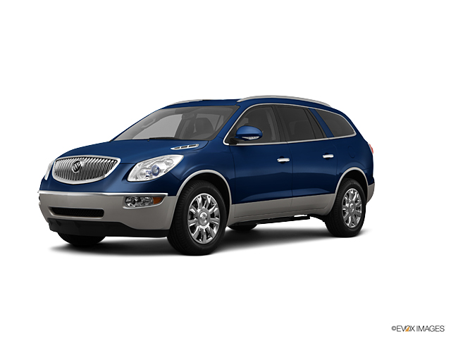 2012 Buick Enclave Vehicle Photo in Rome, GA 30161