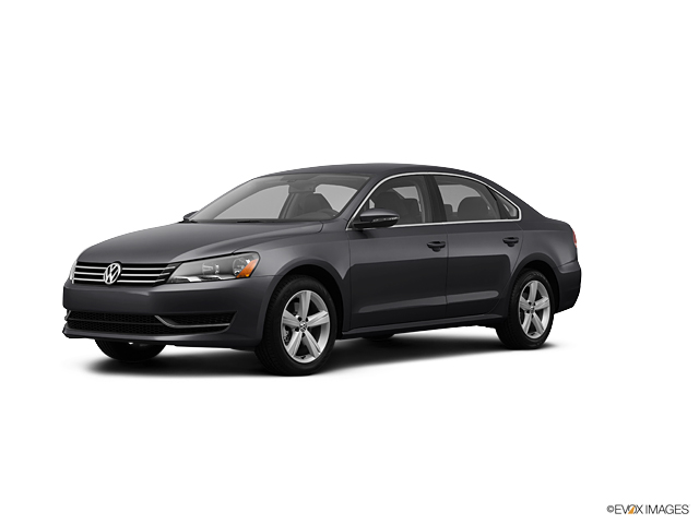 2012 Volkswagen Passat Vehicle Photo in Oshkosh, WI 54901