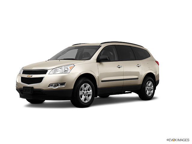 2012 Chevrolet Traverse Vehicle Photo in Trinidad, CO 81082