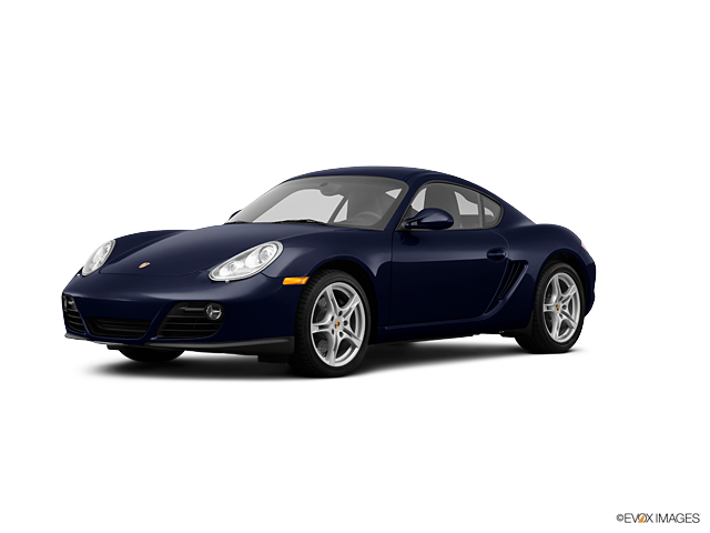 2012 Porsche Cayman Vehicle Photo in Chapel Hill, NC 27514