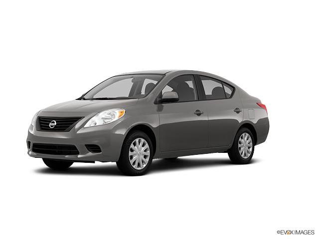 2012 Used Nissan Versa Car In El Paso 180598a
