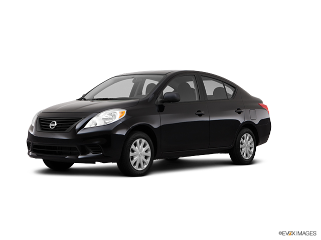 2012 Nissan Versa Vehicle Photo in Edinburg, TX 78539