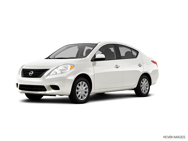2012 Nissan Versa Vehicle Photo in Augusta, GA 30907