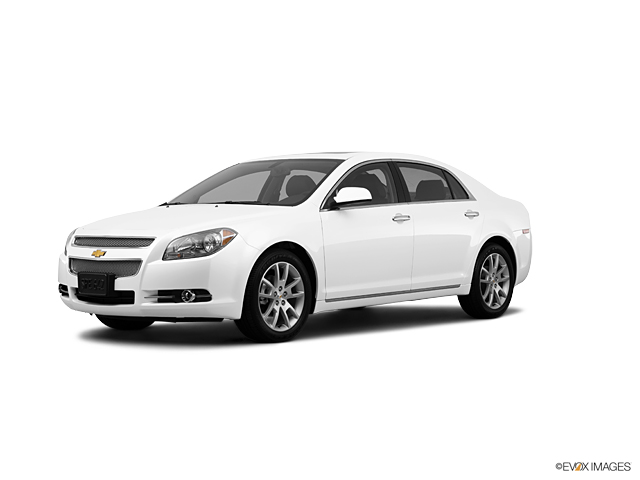 2012 Chevrolet Malibu Vehicle Photo in Austin, TX 78759