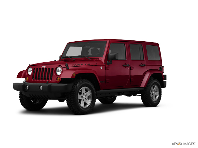 2012 Jeep Wrangler Unlimited Vehicle Photo in Bridgewater, NJ 08807
