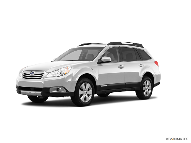 Used 2012 Subaru Outback 25i Limited Satin White Pearl Lakeland Fl