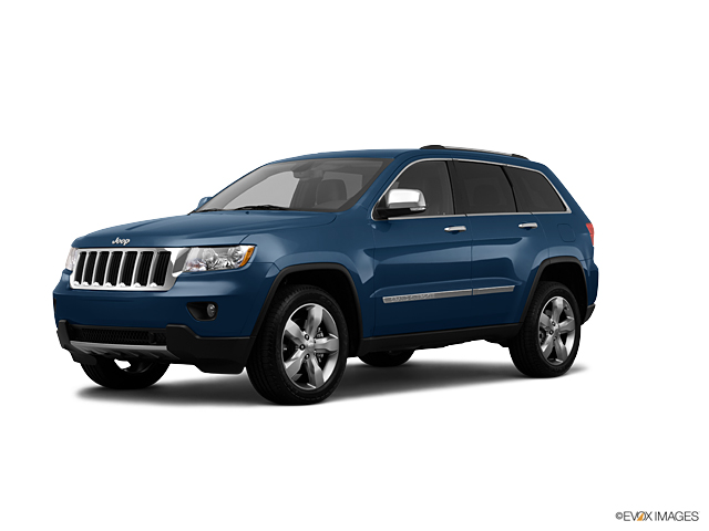2012 Jeep Grand Cherokee Vehicle Photo in Rosenberg, TX 77471