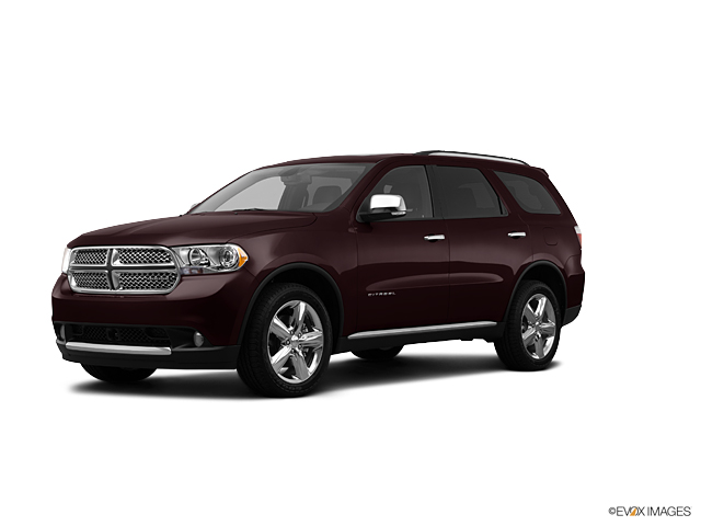 2012 Dodge Durango Vehicle Photo in Colorado Springs, CO 80920