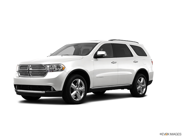 2012 Dodge Durango Vehicle Photo in Colorado Springs, CO 80905