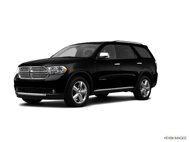 2012 Dodge Durango Vehicle Photo in Saginaw, MI 48609