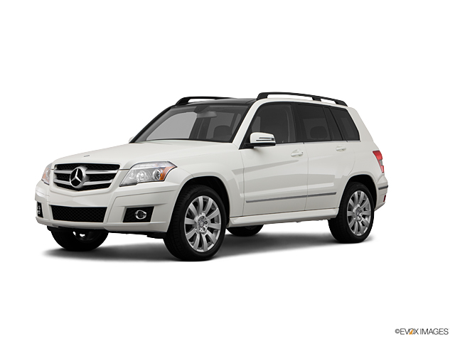 Arctic White 2012 Mercedes Benz Glk Class Used Suv For Sale