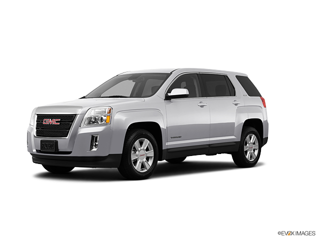 2012 GMC Terrain Vehicle Photo in Norfolk, VA 23502