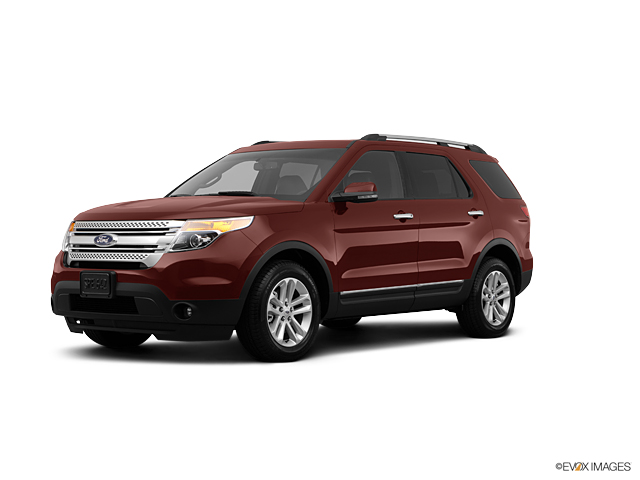 2012 Ford Explorer Vehicle Photo in Colorado Springs, CO 80920