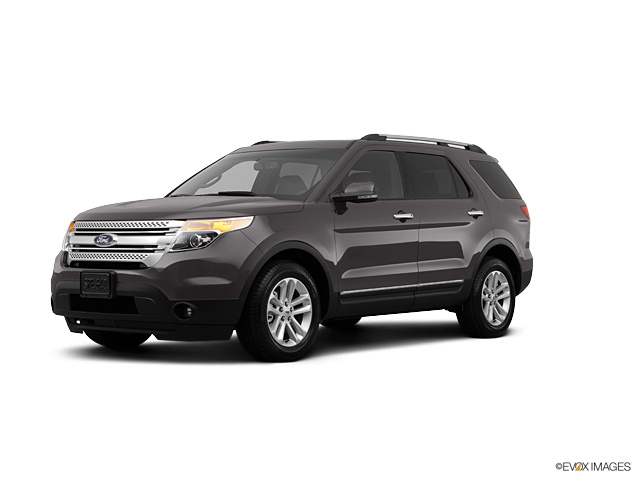 2012 Ford Explorer Vehicle Photo in Colorado Springs, CO 80905