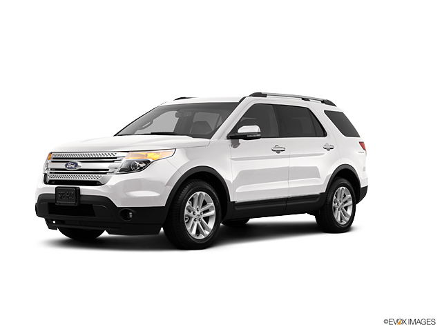 2012 Ford Explorer Vehicle Photo in Denver, CO 80123