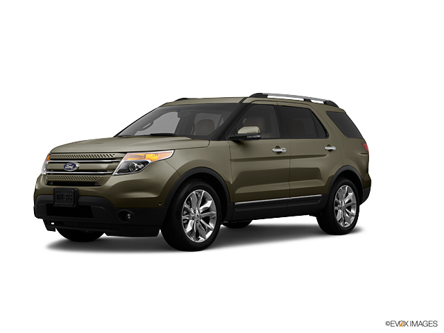 2012 Ford Explorer Vehicle Photo in Dover, DE 19901
