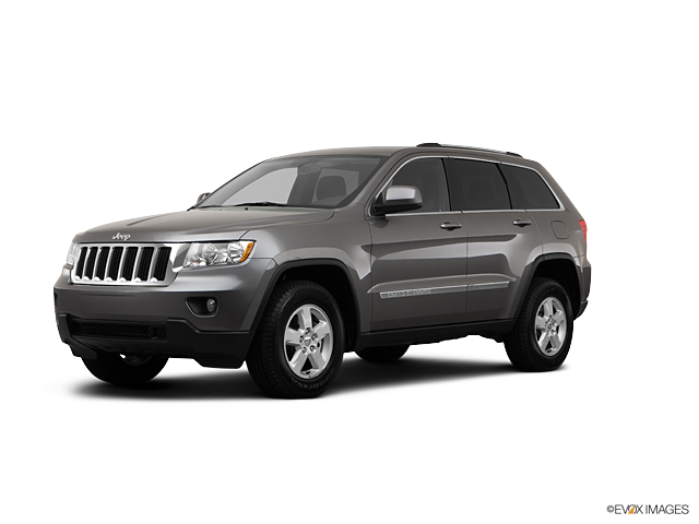 2012 Jeep Grand Cherokee Vehicle Photo in Joliet, IL 60435