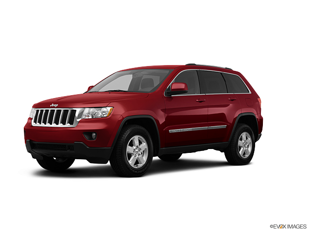 2012 Jeep Grand Cherokee Vehicle Photo in Trevose, PA 19053