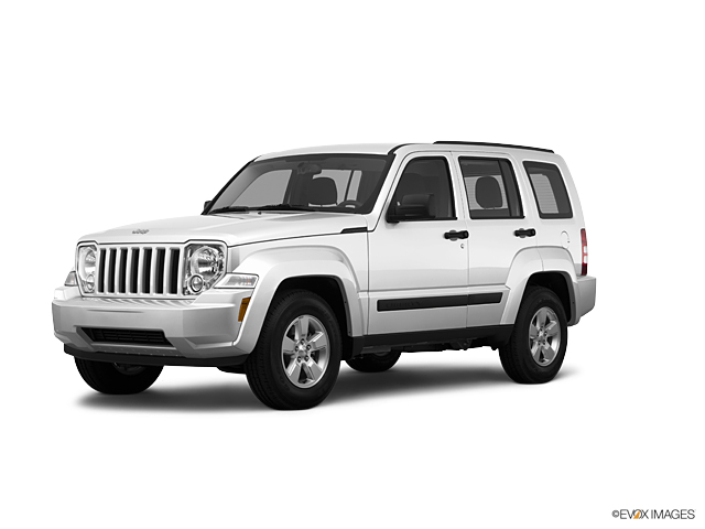 2012 Jeep Liberty Vehicle Photo in Safford, AZ 85546