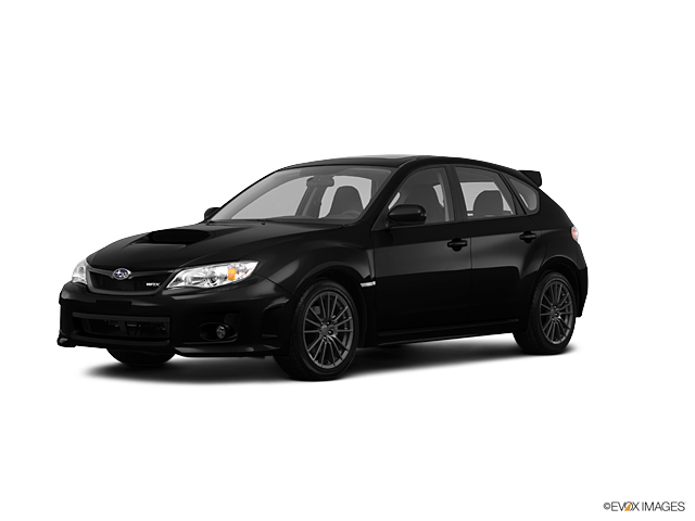 2012 Subaru Impreza Wagon WRX Vehicle Photo in Honolulu, HI 96819