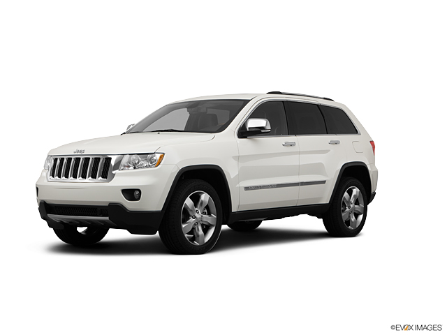 2012 Jeep Grand Cherokee Vehicle Photo in Greenville, NC 27834