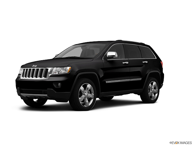 2012 Jeep Grand Cherokee Vehicle Photo in Odessa, TX 79762