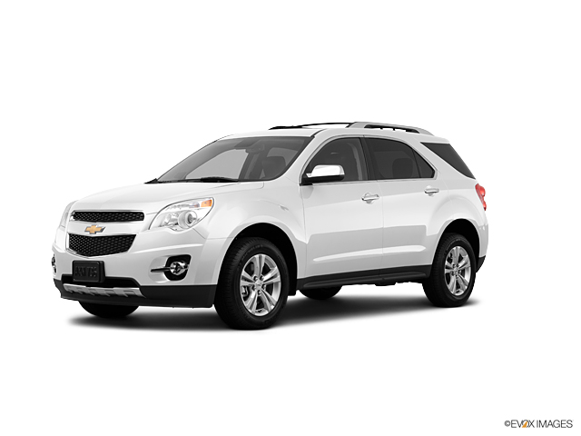 2012 Chevrolet Equinox Vehicle Photo in Vincennes, IN 47591