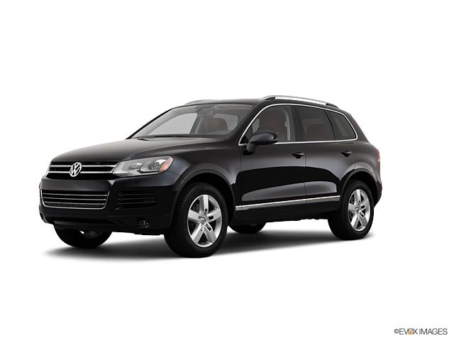2012 Volkswagen Touareg Vehicle Photo in Rockwall, TX 75087