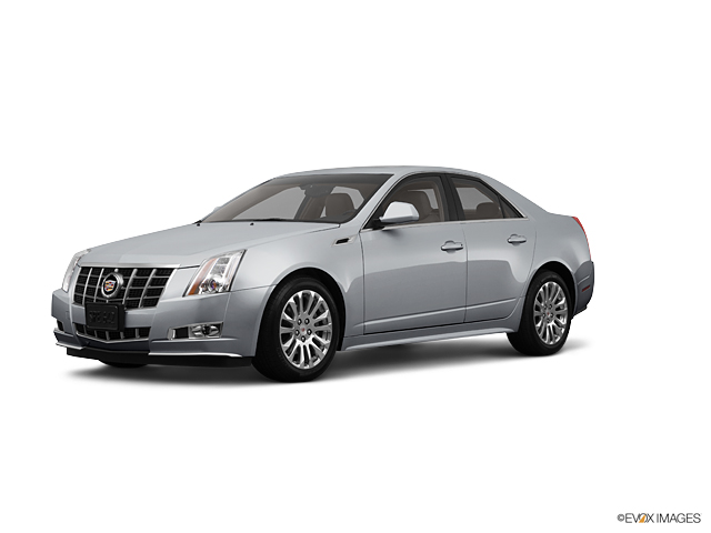 2012 Cadillac CTS Sedan Vehicle Photo in Gainesville, GA 30504