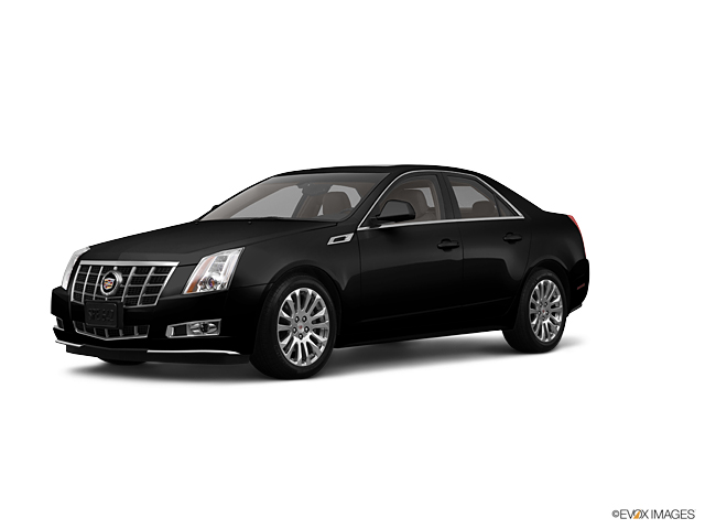 2012 Cadillac CTS Sedan Vehicle Photo in Newark, DE 19711