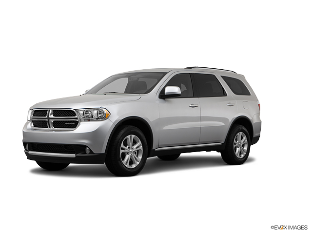 2012 Dodge Durango Vehicle Photo in Spokane, WA 99207