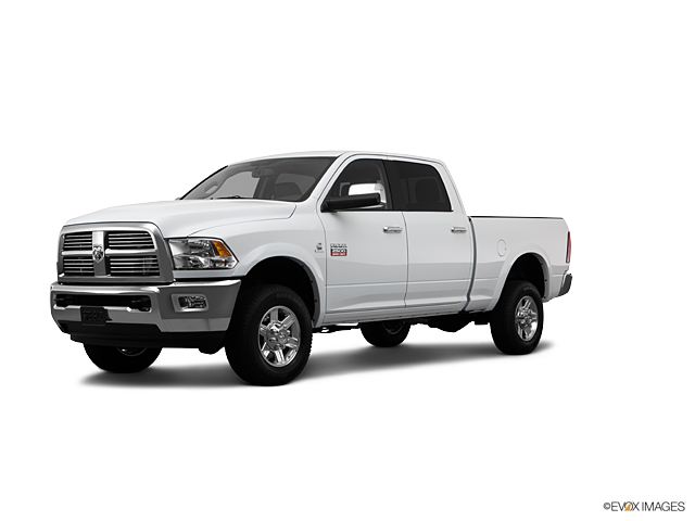 2012 Ram 2500 Vehicle Photo in Poughkeepsie, NY 12601