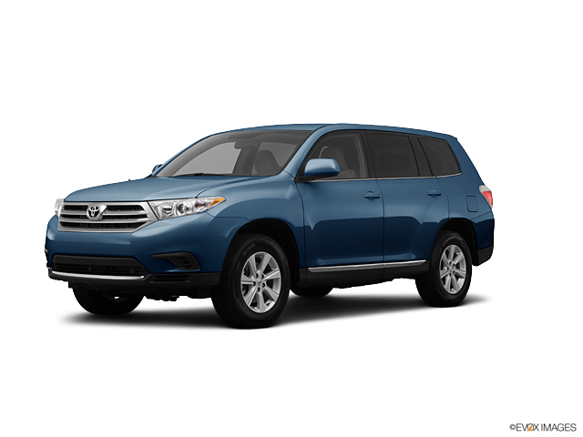 2012 Toyota Highlander Vehicle Photo in CONCORD, CA 94520