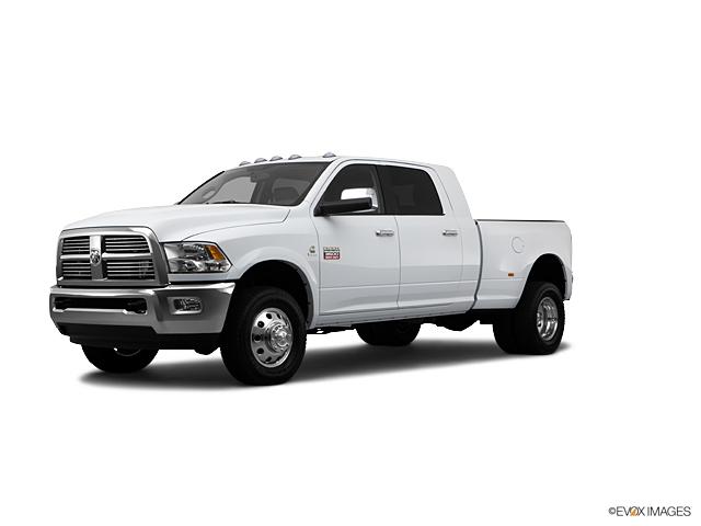 2012 Ram 3500 Vehicle Photo in Wharton, TX 77488