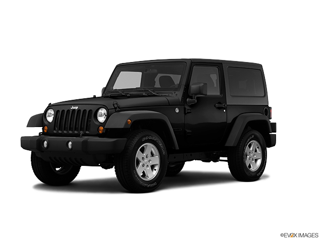 2012 Jeep Wrangler Vehicle Photo in Manhattan, KS 66502