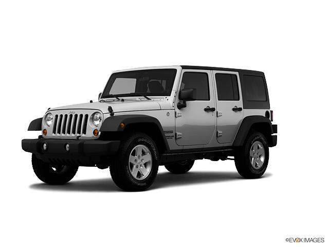 2012 Jeep Wrangler Unlimited Vehicle Photo in Rosenberg, TX 77471