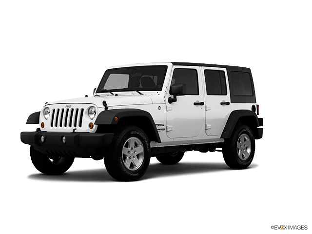 2012 Jeep Wrangler Unlimited Vehicle Photo in Safford, AZ 85546